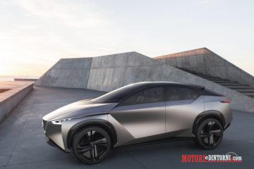 Nissan e l'ambiente, tre nuovi veicoli elettrici al salone Auto China 2018