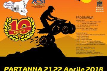 Fuoristrada, il 21 e il 22 aprile il 10° raduno del Quad Club Akkappottati