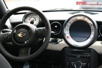 I test drive di motoriedintorni. Al volante della Mini Coupè Cooper S