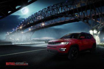 Suv, arriva nelle concessionarie la nuova Jeep Compass Night Eagle
