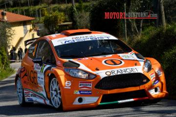 """Al via la 102^ edizione della """"cursa"""". Campedelli su Ford Fiesta al comando della Targa Florio"""