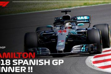 Hamilton-Bottas, doppietta Mercedes in Spagna. Terzo Verstappen, quarto Vettel