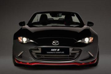 Mazda presenta la MX-5 Yamamoto Signature