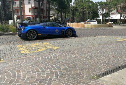 Raduno Pagani 2018. Le magnifiche auto di Horacio, opere d'arte motorizzate