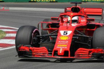 Gp del Canada, Vettel vince a Montreal davanti a Bottas e Verstappen e arriva a 50 vittorie in carriera