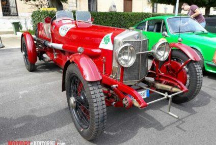 28°Giro di Sicilia auto storiche. Quest'anno al volante anche due piloti disabili