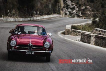 Auto d'epoca, il 23 e 24 giugno la XXI edizione della Rievocazione Trapani Monte Erice