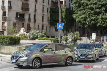 Nissan e la siciliana Sibeg insieme per la mobilità sostenibile