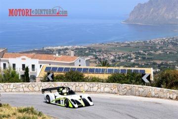 Slalom Agro Ericino, vittoria del messinese Emanuele Schillace su Radical SR4 1600