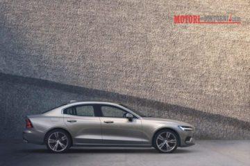 Anteprima mondiale della nuova Volvo S60. Per la prima volta sarà solo benzina e ibrida