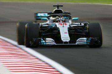 Hamilton vince a Budapest davanti alle due Ferrari di Vettel e Raikkonen