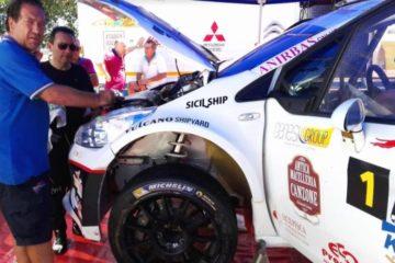 Rally Himera, Totò Riolo continua a mantenere la testa della corsa