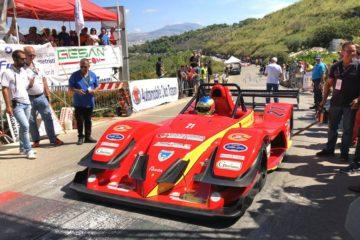 Settimo trionfo consecutivo nel Campionato Siciliano Velocità in Salita per la Catania Corse