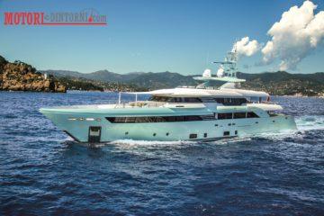 Al Monaco Yacht Show 2018 l'anteprima mondiale del CRN Latona