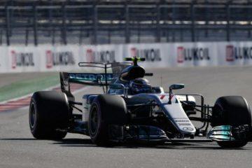 GP di Russia, a Sochi è pole position di Bottas davanti a Hamilton e Vettel