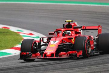 kimi Raikkonen infiamma Monza conquistando la pole. E' il pilota più veloce della storia!