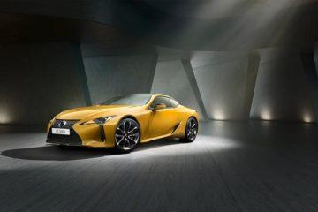 Tutte le novità Lexus al Salone di Parigi 2018