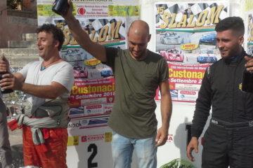 Giuseppe Castiglione vince la 15^ edizione dello slalom di Custonaci