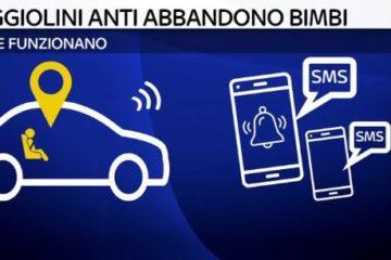 Il Ddl seggiolini è legge. Obbligatori i dispositivi anti abbandono in auto