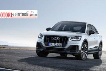 Debutterà al Salone di Parigi la nuova Audi SQ2. Più performante con il 2.0 Tfsi da 300cv