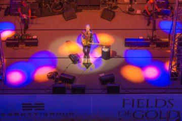 Sting in concerto all'evento di Ferretti Group e Yacht Club di Monaco