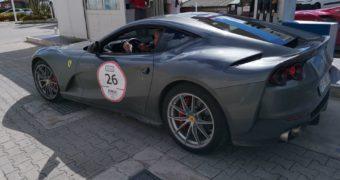 La Targa Florio Classica e il Ferrari Tribute 2018 fanno tappa a Marsala
