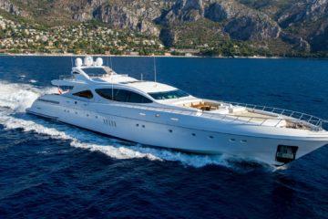 Yacht, il Mangusta 165E resta tra le imbarcazioni più sognate dagli appassionati