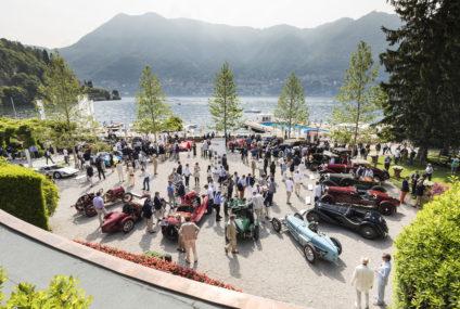 Il  Concorso d'eleganza di Villa d'Este 2019 celebra il suono dei più bei classici e due anniversari