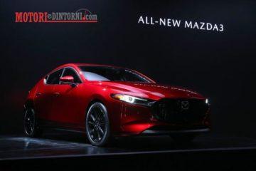 Debutto mondiale a Los Angeles per la nuova Mazda 3