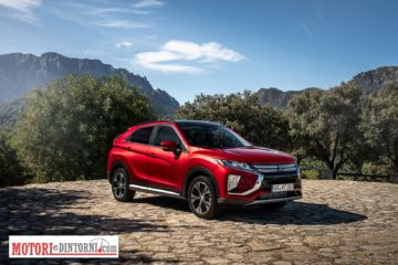 "Il SUV Crossover Eclipse Cross si aggiudica il premio ""RJC Car of the Year 2019"""