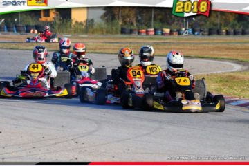 Coppa delle Regioni di kart a Viterbo, convocato il marsalese Giuseppe Giubaldo