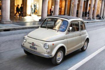 La Fiat 500 esposta al MoMa di New York dal 10 febbraio al 27 maggio 2019