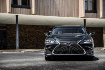 Nuova Lexus ES Hybrid arriva sul mercato italiano