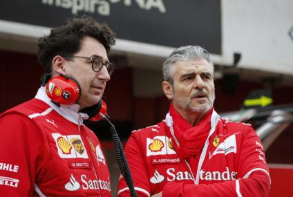 Rivoluzione in Casa Ferrari. Via Maurizio Arrivabene, al suo posto c'è Mattia Binotto