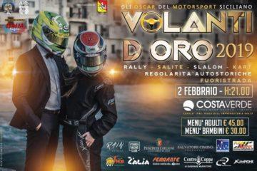 Volanti d'Oro 2019, a Cefalù il Festival del Motorsport Siciliano