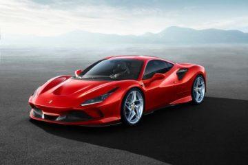 Ecco la F8 Tributo, la nuova berlinetta Ferrari che sarà presentata a Ginevra