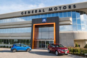 General Motors annuncia il licenziamento di 4mila dipendenti