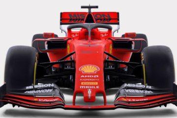 Presentata a Maranello la Ferrari SF90, la monoposto obbligata a vincere