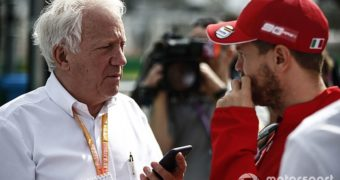 Formula 1 in lutto. E' morto Charlie Whiting, a tre giorni dall'inizio del mondiale