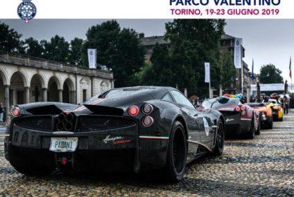 Da 19 al 23 giugno il Salone dell'Auto di Torino al Parco del Valentino