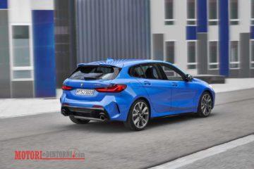 Anteprima nuova BMW serie 1. Per la prima volta a trazione anteriore
