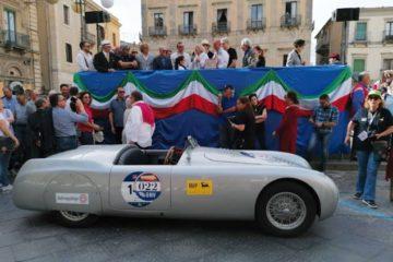Giro di Sicilia, la prima tappa tra perle dell'automobilismo, storia, cultura e sociale