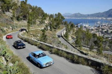 Giro di Sicilia 2019, ecco le foto a Sperlinga, Monte Pellegrino e Nicosia
