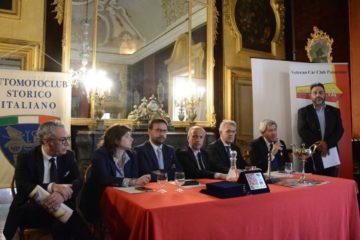 Presentata a Villa Niscemi a Palermo la XXIX edizione del Giro di Sicilia 2019