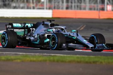 Gp Austria, Hamilton retrocesso di tre posizioni sulla griglia di partenza per la manovra su Raikkonen