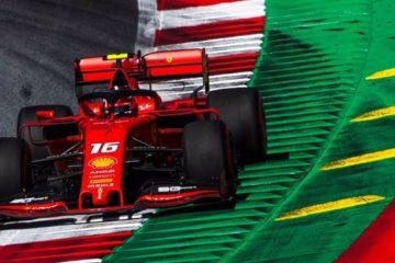Gp d'Austria di F1, Leclerc in pole position davanti a Hamilton e Verstappen. Problemi per Vettel
