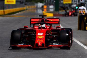 Gp del Canada, Vettel e la Ferrari in pole davanti ad Hamilton