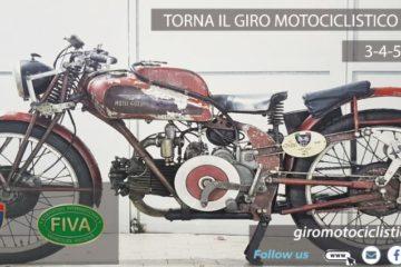Moto d'epoca, dal 3 al 6 ottobre il Giro Motociclistico di Sicilia