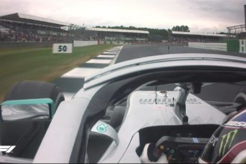 Hamilton e la Mercedes dominano a Silverstone. Secondo Bottas, terzo Leclerc