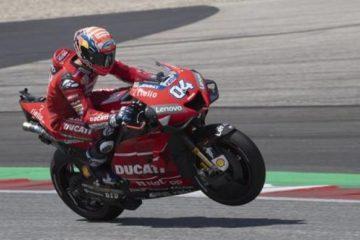 MotoGp, capolavoro di Dovizioso in Austria. Vince all'ultima curva davanti a Marquez